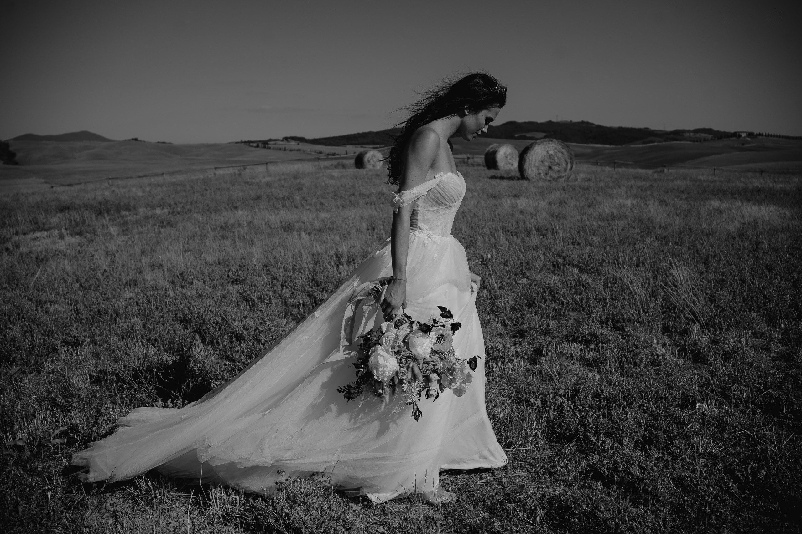 wedding videographer tuscany